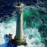 Самый маленький остров в мире – Бишоп-Рок (Скала Епископа)